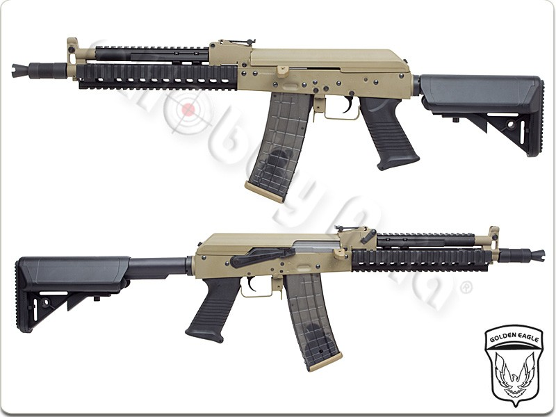 Golden Eagle Tactical AK AEG