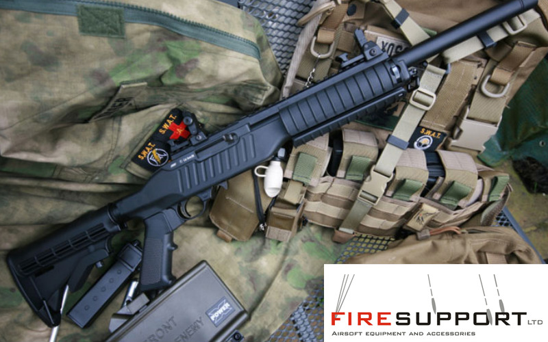 FireSupport - ASG GAS BBs EVOs and More