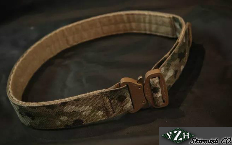 YZH.HK are proud to announce the ultimate tactical belt in their store