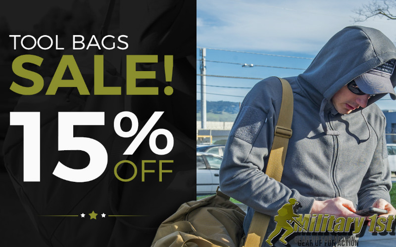 Military 1st Tool Bags Sale