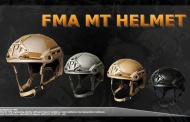 FMA is proud to present the addition of MT Helmet to their line of products