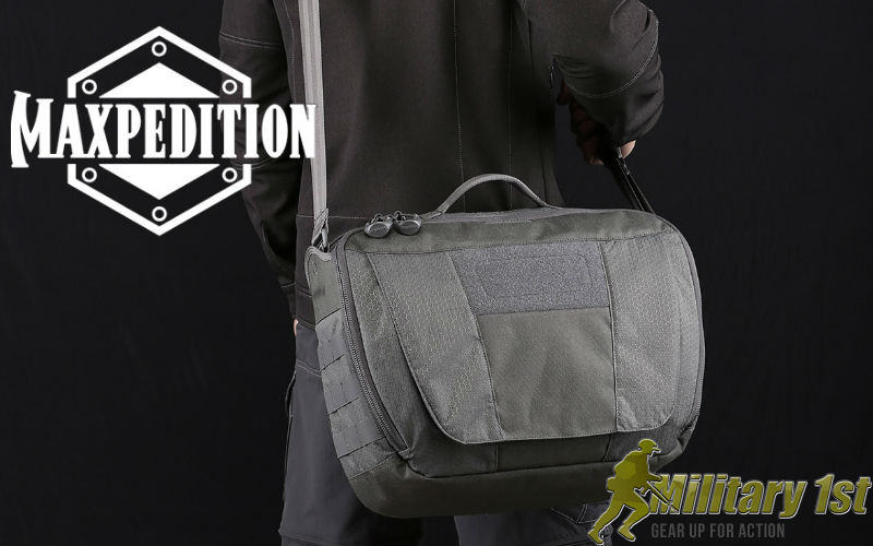 Military1st Maxpedition Skyvale Messenger Bag
