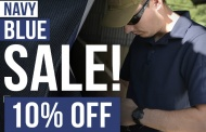 Military 1st Navy Blue Sale