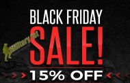 Military 1st Black Friday Sale - TODAY