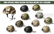 FMA Special Force Recon Tactical Helmet in 11 colours