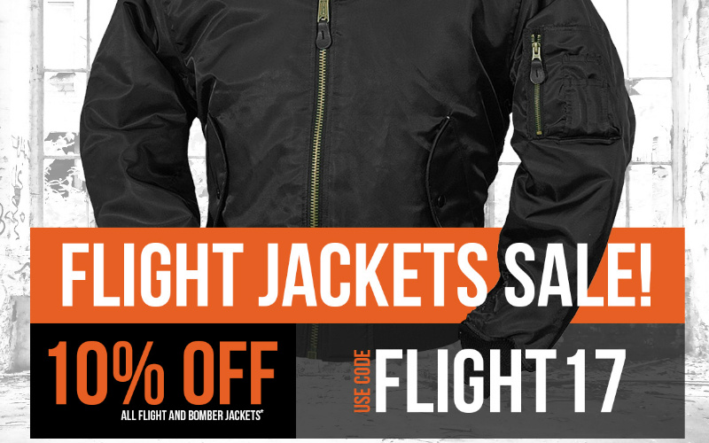 Military 1st Flight Jackets Sale