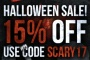 RedWolf Halloween sale