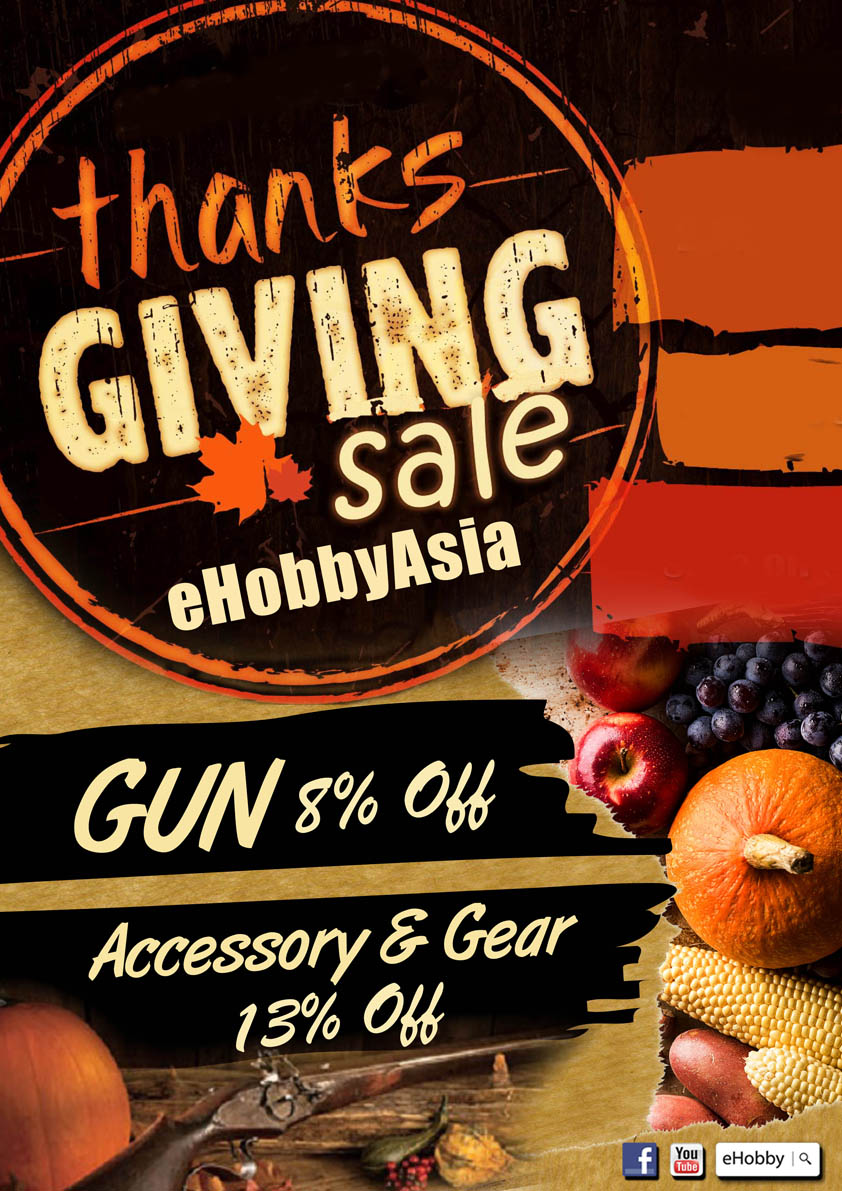 Thanksgiving Sale 2017 - Oversea