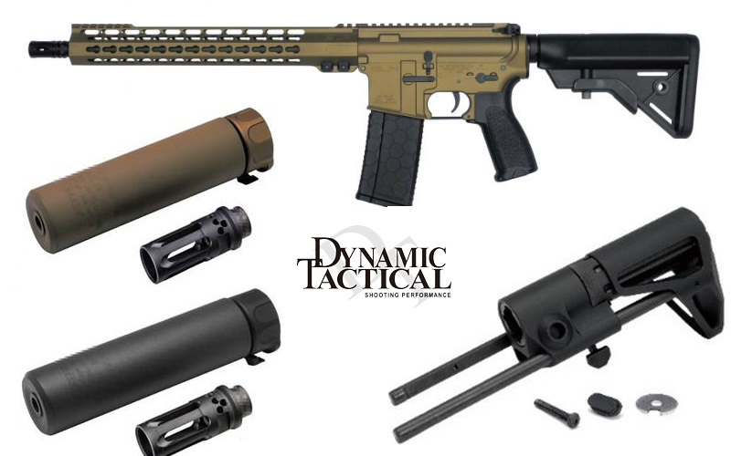 DYTAC new products in December