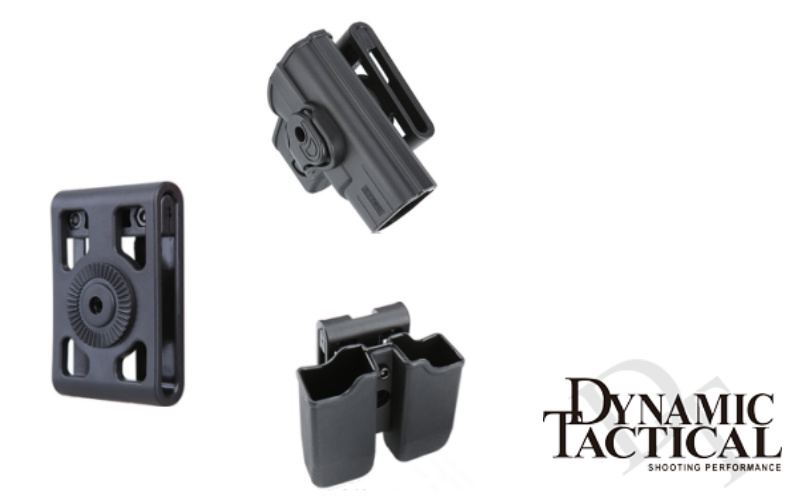 DYTAC released 7 new attachment for holsters.