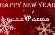 KingArms Christmas greetings