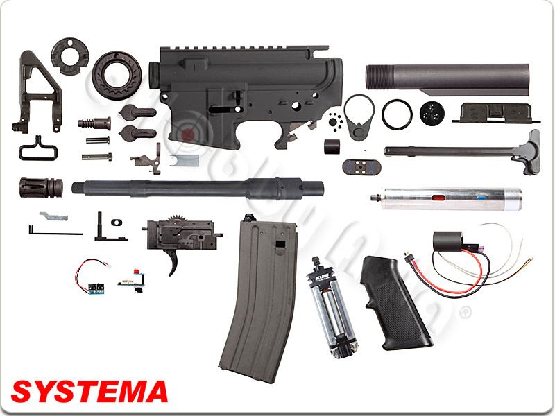 Systema PTW M4 CQBR MAX2 Kit 1