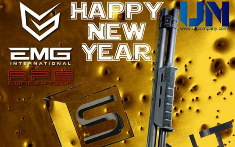 UN Company wishes you Happy New Year