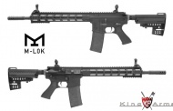 Product News for King Arms Metal M-Lok Handguard Series Pre-order now