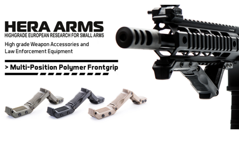 ASG Hera Arms HFGA Frontgrips