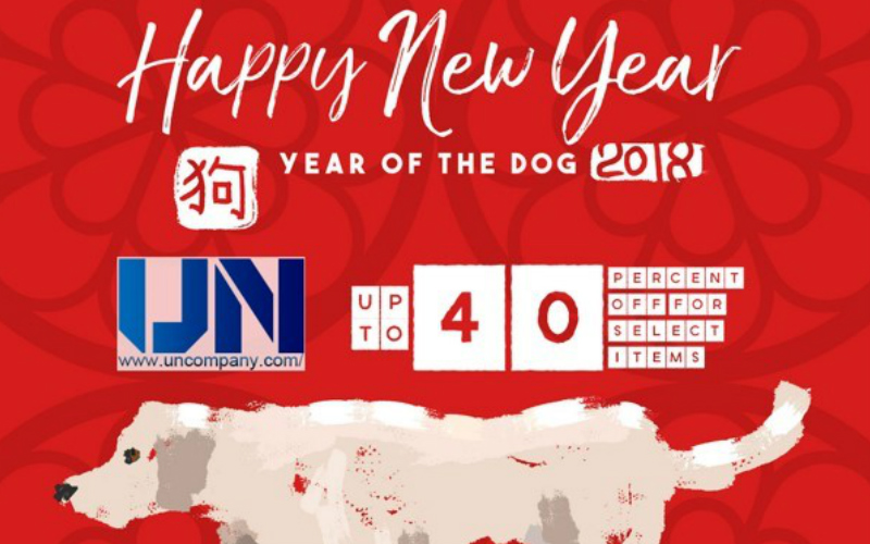 UN Company - New Year Sale