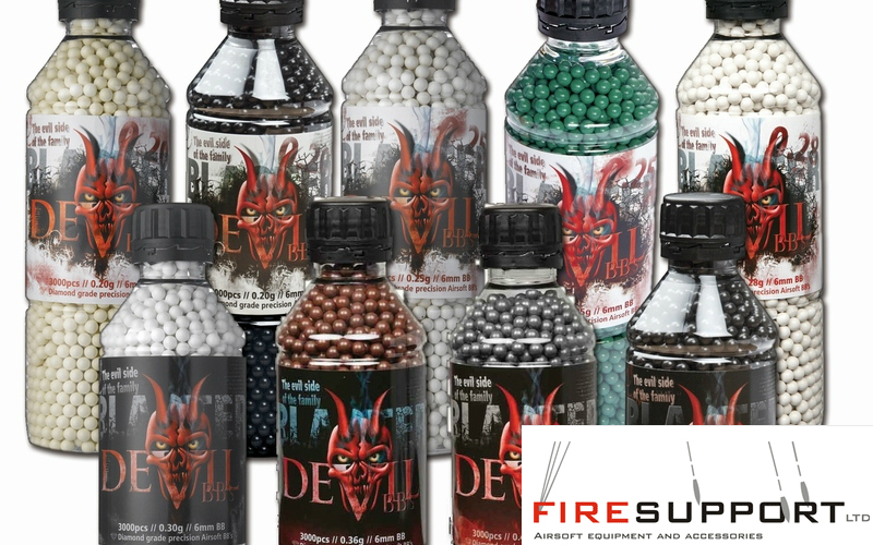 FIRESUPPORT - JANUARY WINNERS and RESTOCK NEWS
