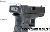 RADETEC USA shoot counter for Glock guns