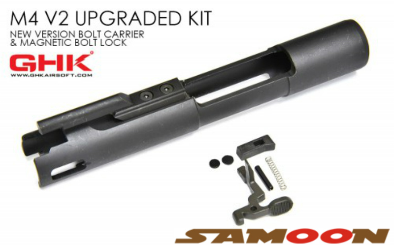 SAMOON - GHK M4 Verson 2 upgrade kit released