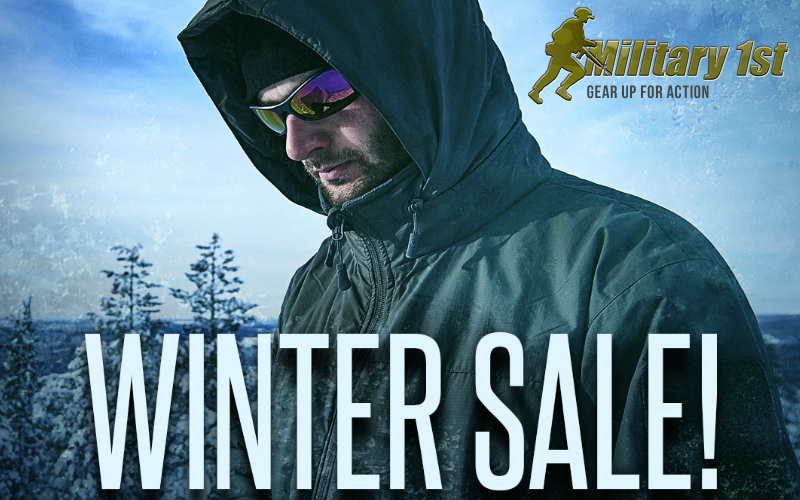 Military 1st Winter Sale