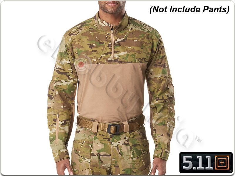 5.11 XPRT Rapid Shirt (Multicam)