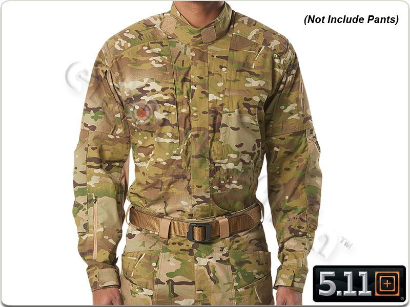 5.11 XPRT Tactical L_S Shirt