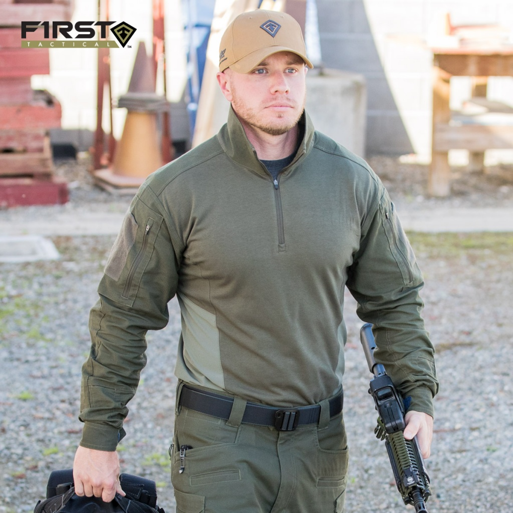 First Tactical Men's Defender Shirt insta