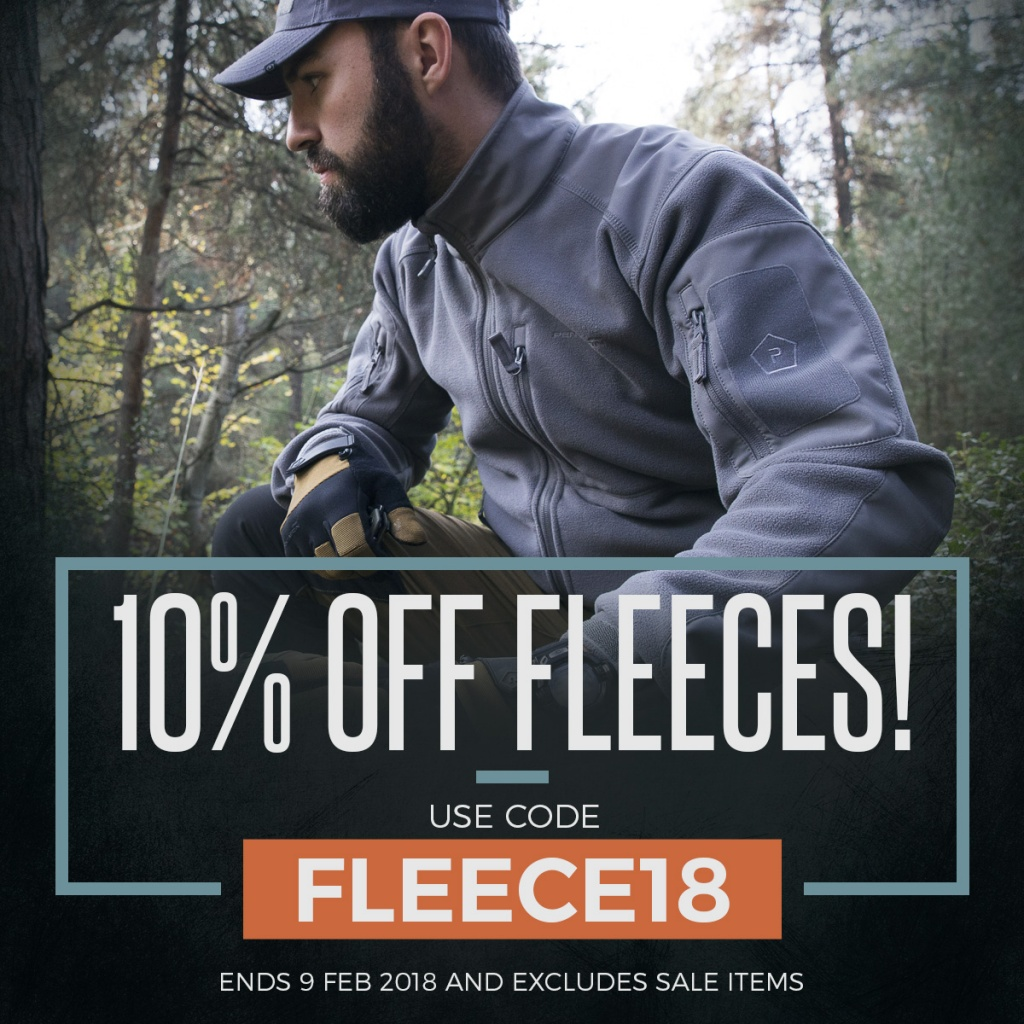 Fleeces Sale 2018 Instagram