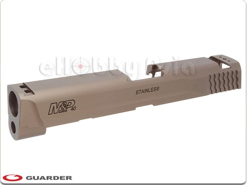 Guarder CNC Aluminum Slide