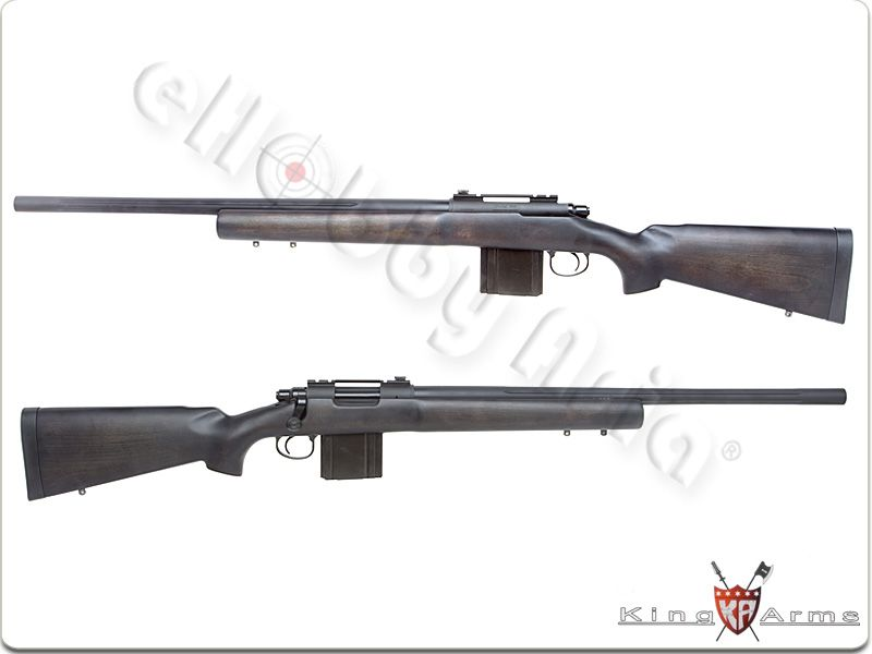 King Arms M700 Police Rifle