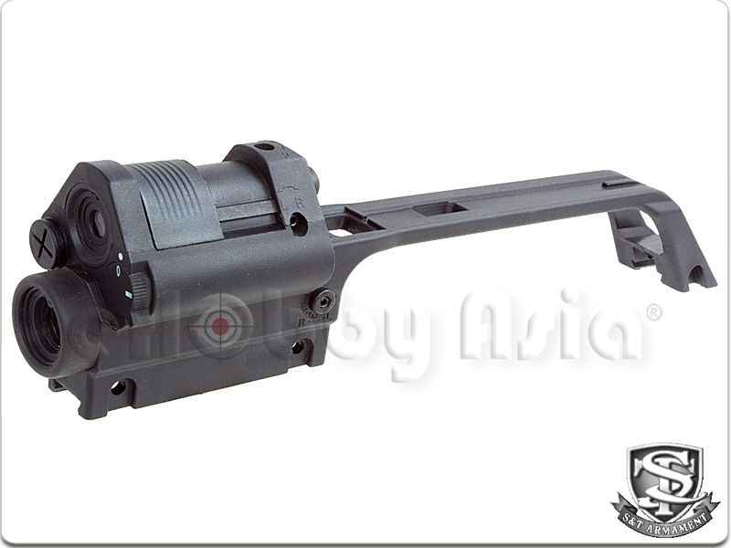 S&T G316V Scope