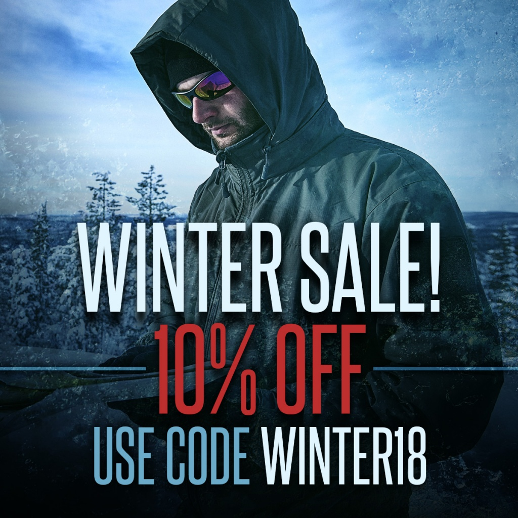 Winter Sale 2018 Instagram