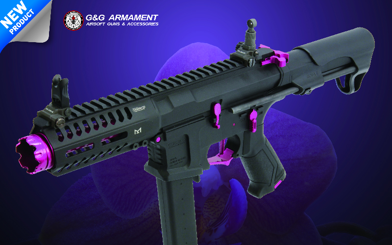 G&G Armament and their new ARP 9 variants