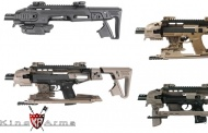 King Arms - CAA Airsoft Division restock of RONI conversions