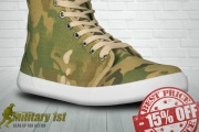 Special offers at Military 1st