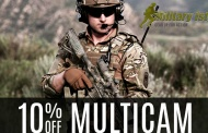 Military 1st MultiCam Sale
