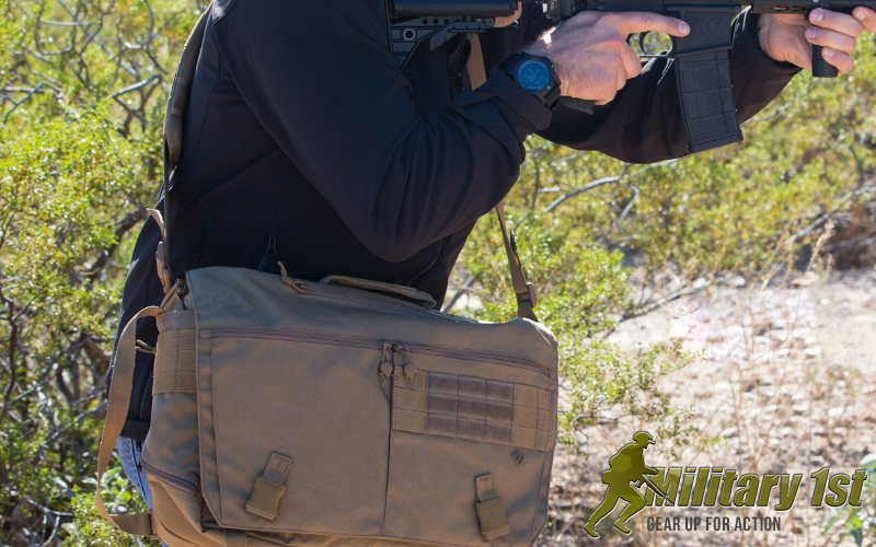 Military1st - First Tactical Ascend Messenger Bag