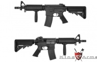 KingArms NEW PRODUCTS M4 RIS & CQB Advance series