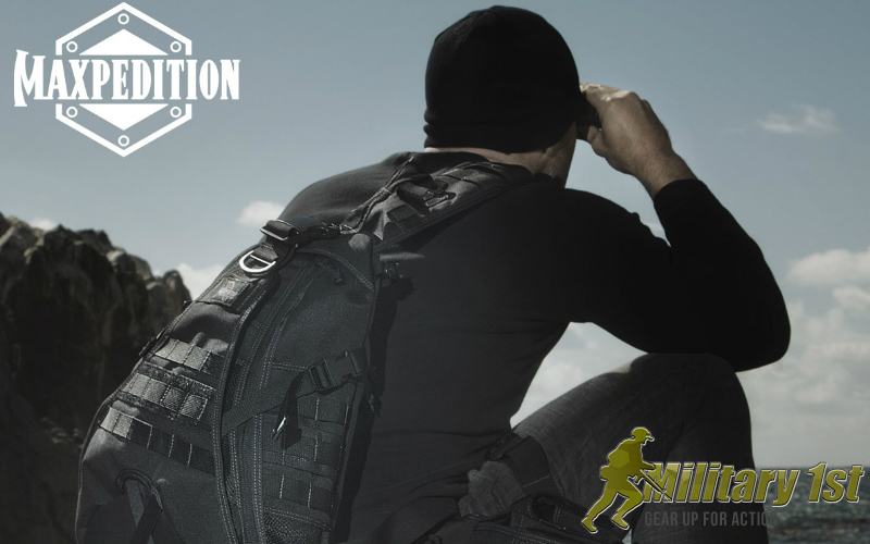 Maxpedition Monsoon Gearslinger - still available now at Military 1st!