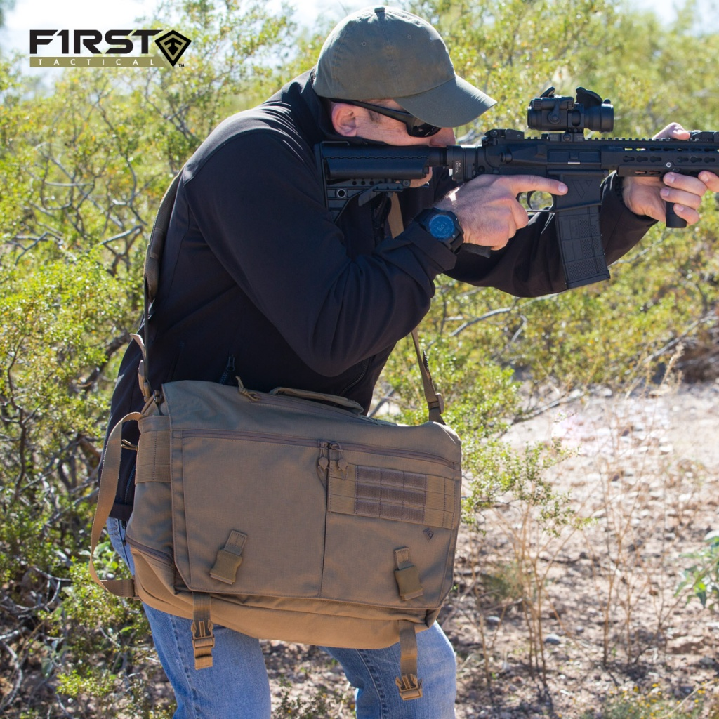 First Tactical Ascend Messenger Bag insta