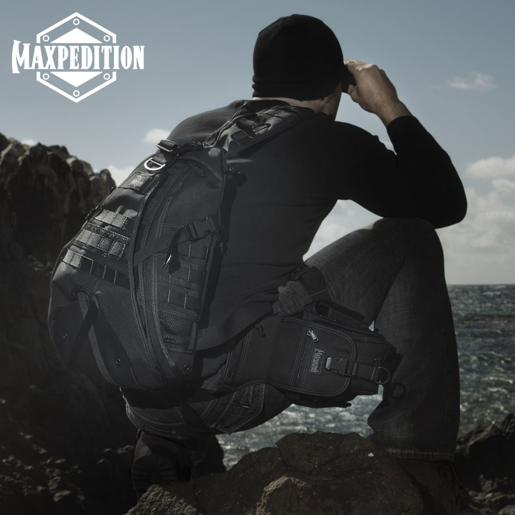Maxpedition Monsoon Gearslinger insta