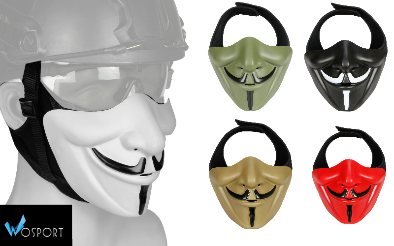 WOSPORT new mask incoming and they are smashing