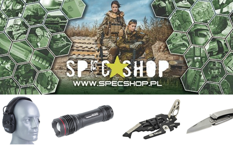 SPECSHOP.PL and their new products