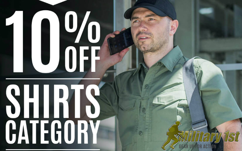 Military1st Shirts SALE