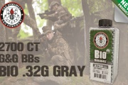 G&G Armament - NEW - .32g BIO BB's are here!