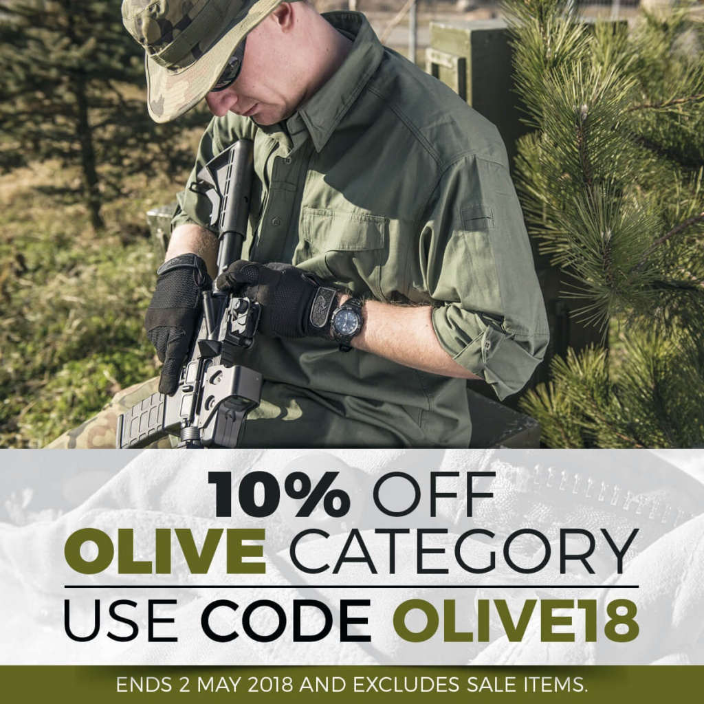 Olive Sale 2018 Instagram