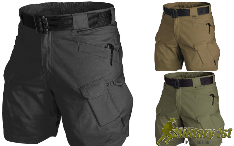 Military1st Helikon Urban Tactical Shorts