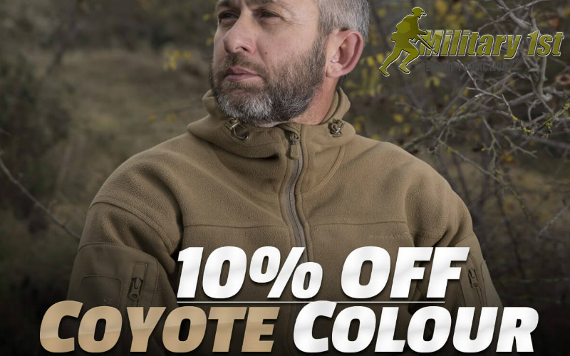 Military 1st Coyote Colour Category Sale