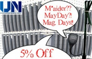 May Day?! Mag. Days!!