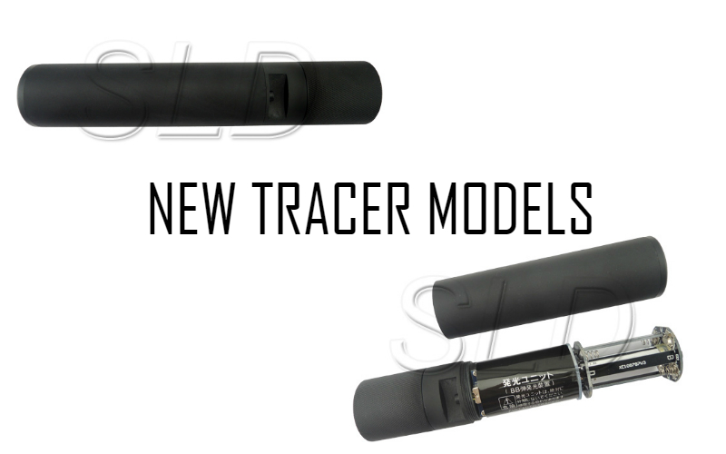 SLD AIRSOFT new tracer models